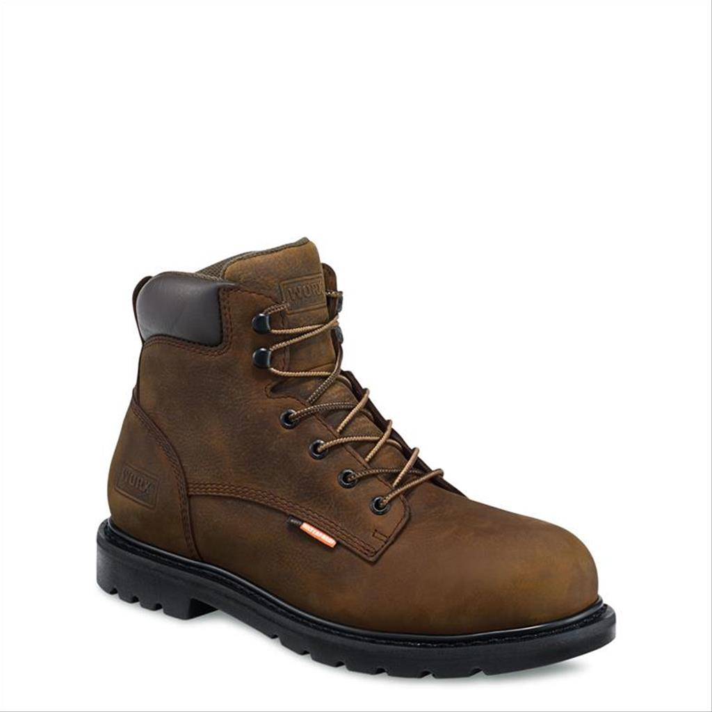 Worx Red Wing Boots