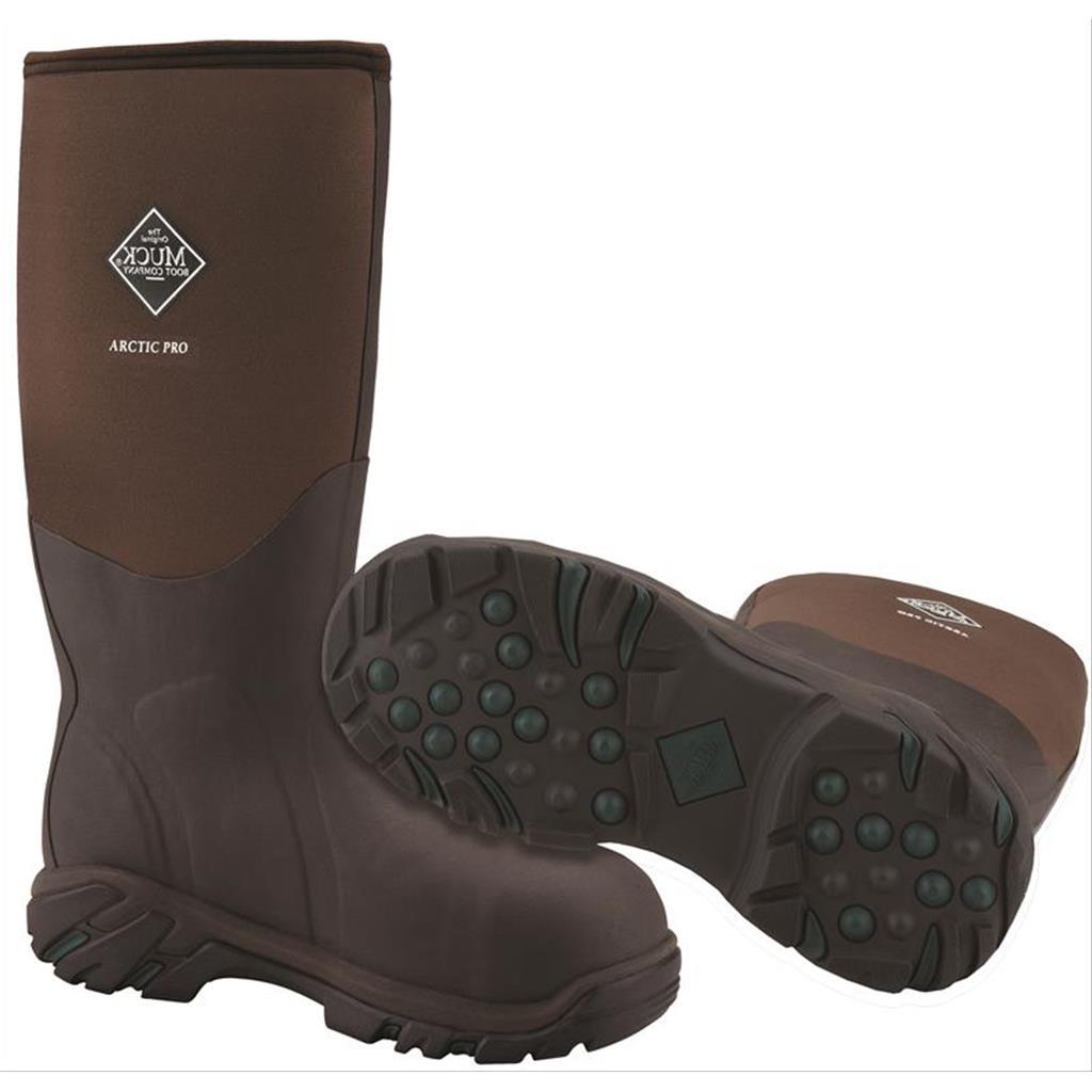 a295146dcde Muck Arctic Pro Steel Toe, Unisex Waterproof Insulated | Winterport Boot