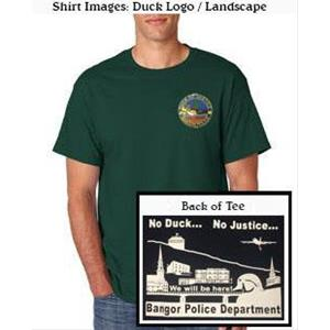 94c102e24cf Buy the Duck of Justice T-Shirt Here